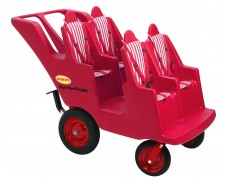 Poussette Bye-Bye® Buggy  - 4 passagers