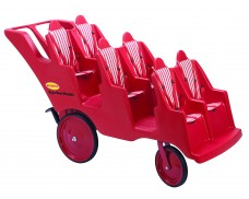 Poussette Bye-Bye® Buggy  - 6 passagers